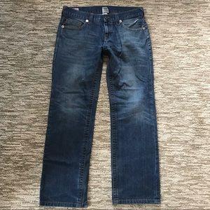 True Religion Straight Leg Jeans